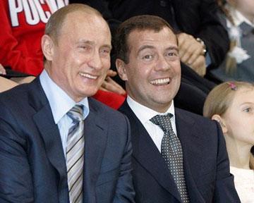 Kommersant-lehden mukaan suosituin ehdokas Venäjän presidentiksi on…