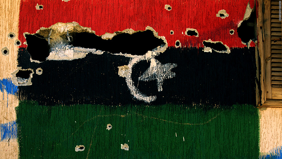 Paluu Libyaan