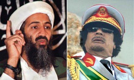 Marko Maunula ja Gaddafin kuolema
