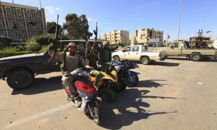 Libya ilman Gaddafia