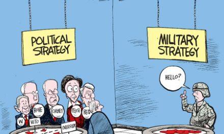 Kadonneen strategian metsästys