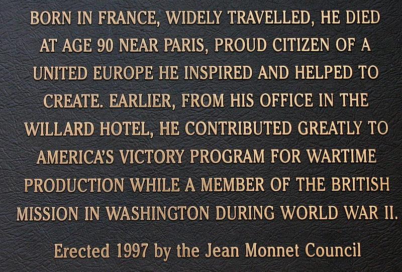 Oliko Harry Truman Euroopan integraation isä?