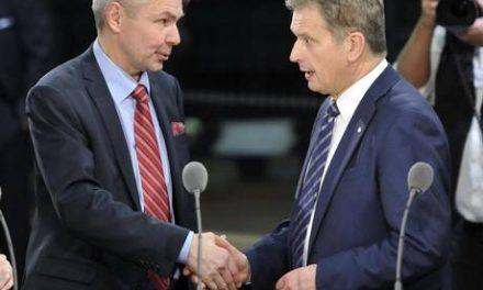 Ylipäällikköä etsimässä: Niinistö, Haavisto ja turvallisuuden kova ydin