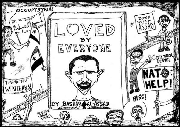 Ajatuksia Syyriasta ja Pasifismista