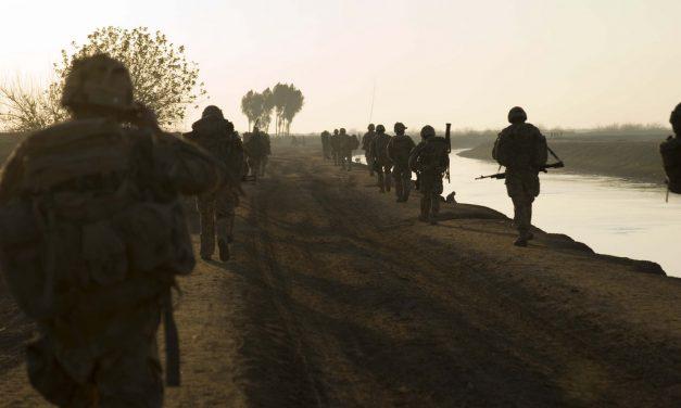Humanitäärisen sodan haasteet