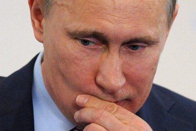 Vladimir Putin ja Kremlin kirous