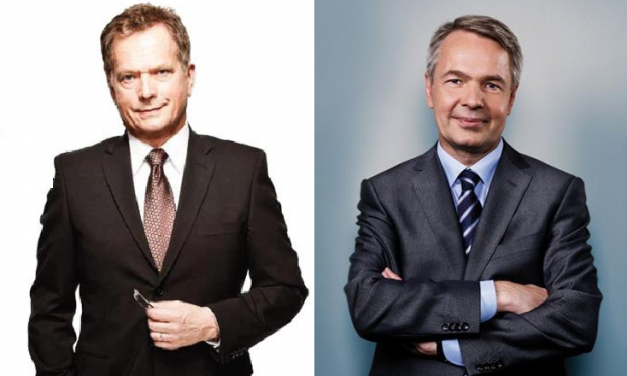 The Ulkopolitist ja presidentinvaalit 2012