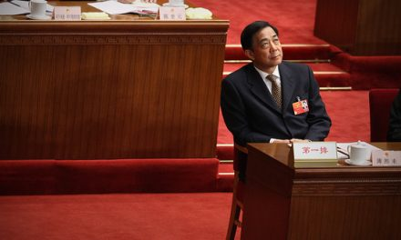 Bo Xilain nousu ja tuho