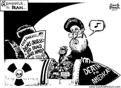 Tuomioja, Bildt ja Iran: Ajatuksia diplomaattisesta ja sotilaallisesta ratkaisusta