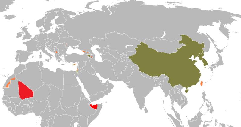 Sealand, Kosovo, Etelä-Ossetia.. Kirjoitus valtioista, kukista ja mehiläisistä