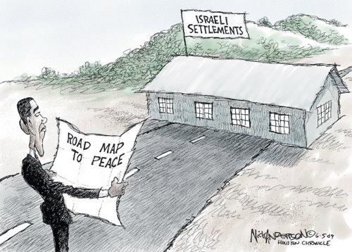 Vieraskynä: Israelin siirtokuntapolitiikka umpikujassa