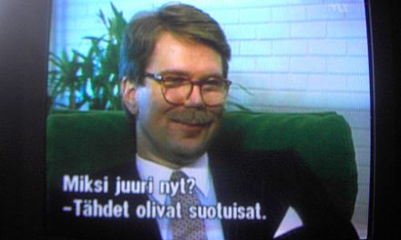 Björn Wahlroos ja liberaali federalismi