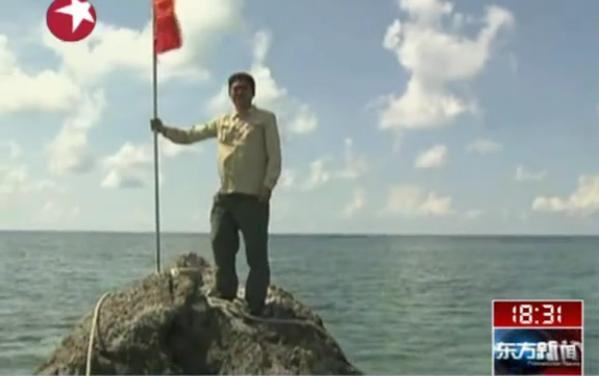Kiina, Filippiinit ja selkkaus merillä