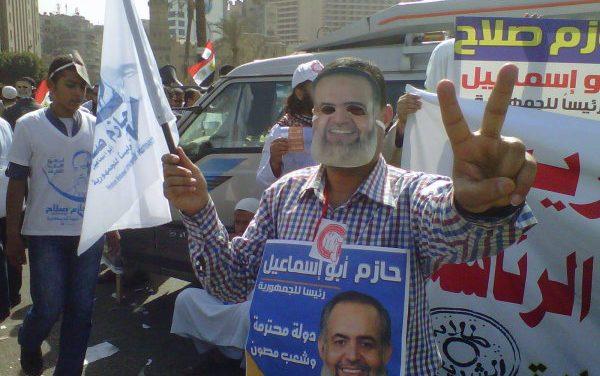 Egyptin presidentinvaalit ja kadonnut transitio