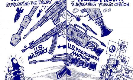 Eri mieltä: Iran, Israel, USA ja vastahegemoninen analyysi