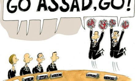 Poliittinen realismi ja Syyria-keskustelun alastomat keisarit