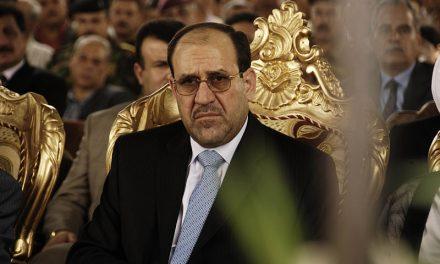 Irak – Nuri al-Maliki ja poliittinen väkivalta redux