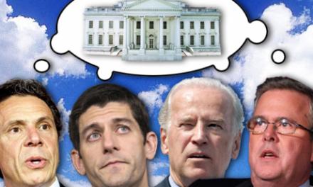 Yhdysvaltain vaalit ovat ohi – ei muuta kuin 2016-spekulaatiot käyntiin!