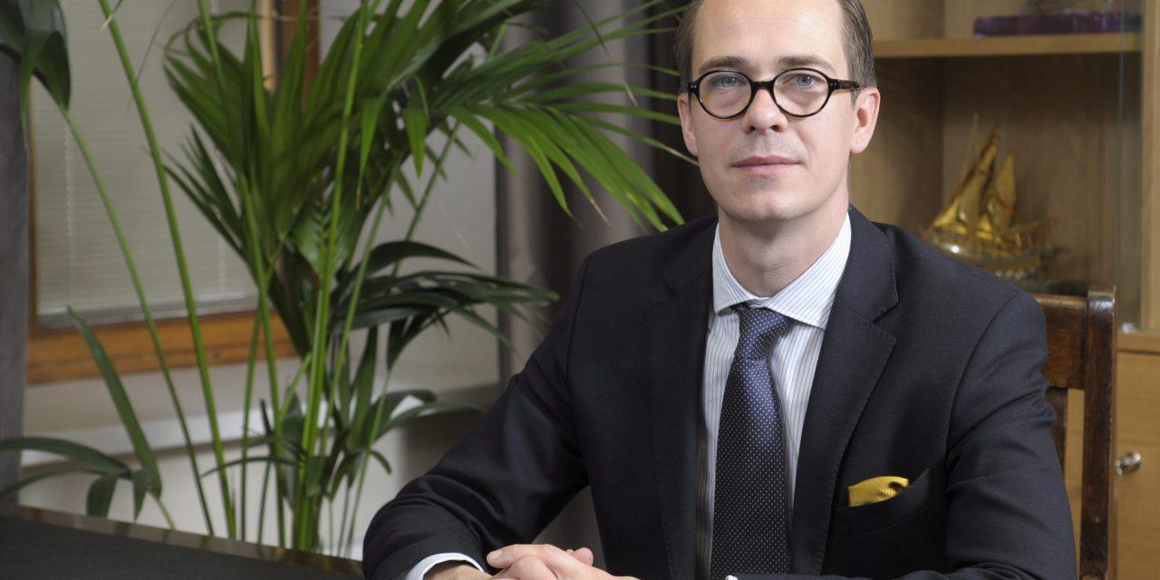 The Ulkopolitistin haastattelussa Carl Haglund
