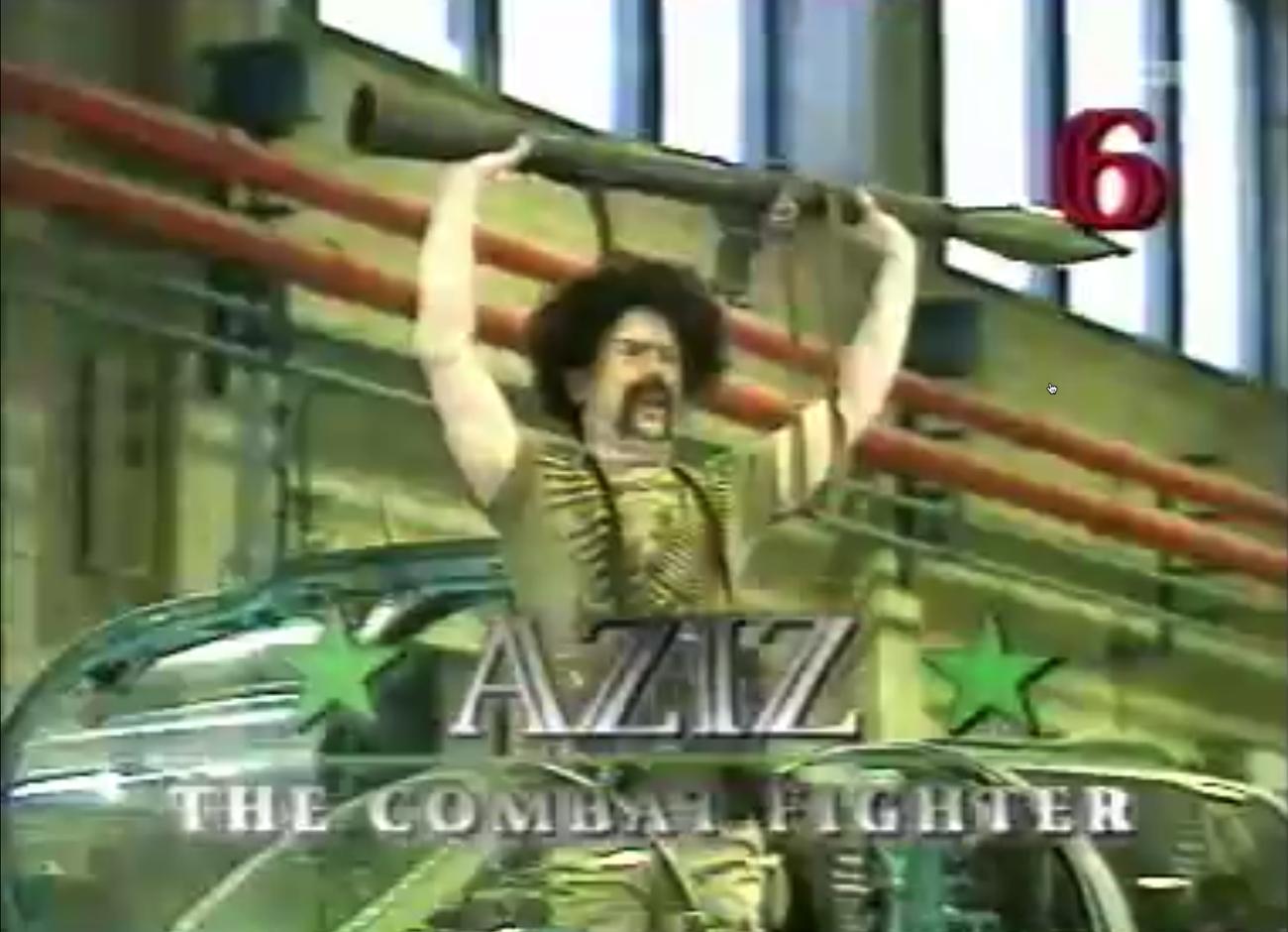 Aziz-combat