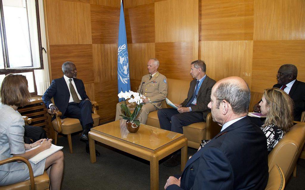 Diplomatiaa ei kannata hylätä Syyrian tapauksessa
