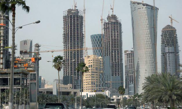 Persianlahden GCC-maiden työmarkkinat ja ulkomaalaisten työntekijöiden tilanne