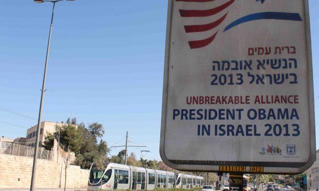 Obaman tyttäret ja Israelin tulevaisuus