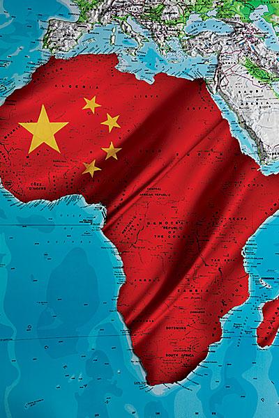Kiinalaista kolonialismia