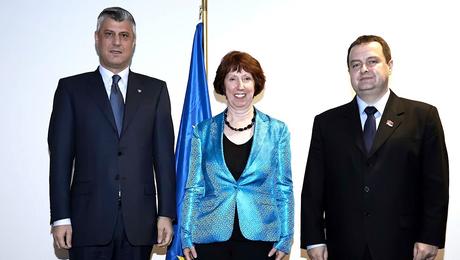 Thaci Ashton ja Dacic_ Kuva ladattu consilium_europa_eu