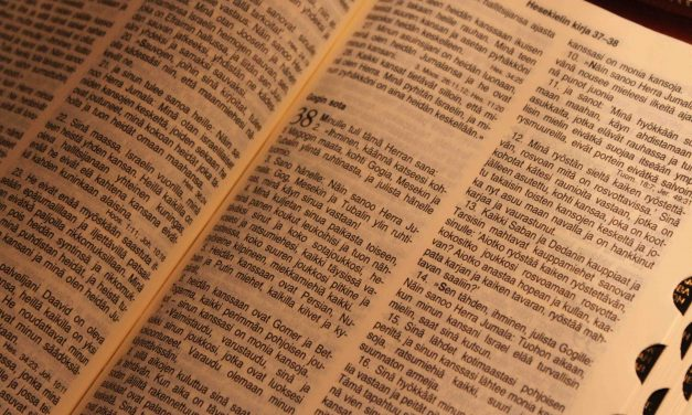 Ketä kiinnostaa teologia?