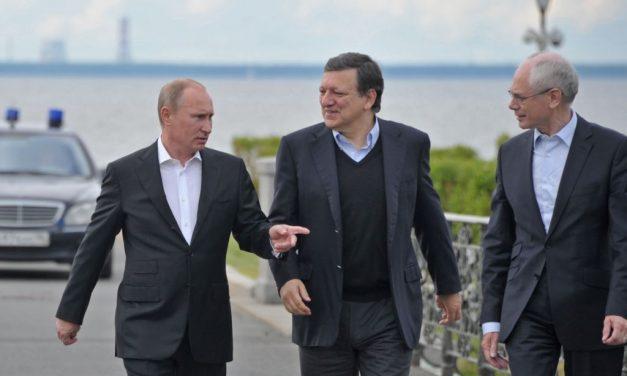 Liberaali EU, realistinen Venäjä?