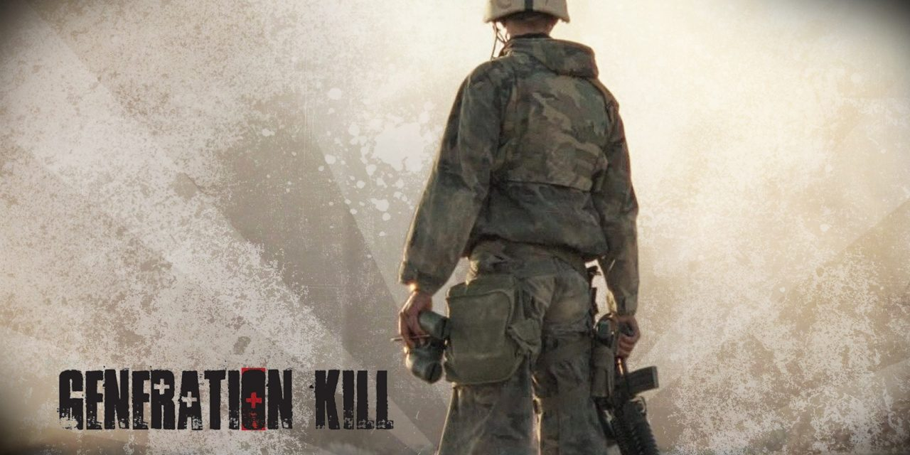 Generation Kill ja moderni sota
