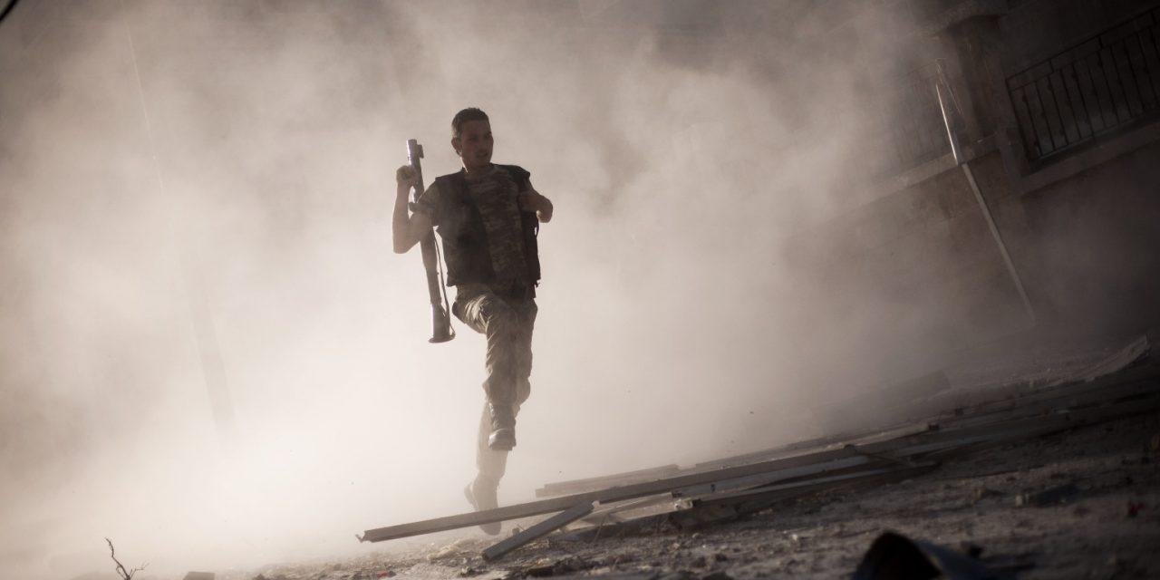 Islam-ilta, Immonen ja impivaaralaiset Syyriassa