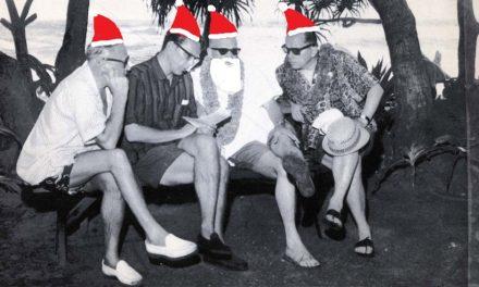 Hyvää joulua och god jul!