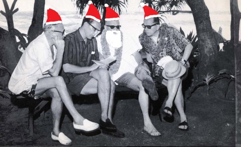Joulun viettohon – tammikuussa jatketaan!