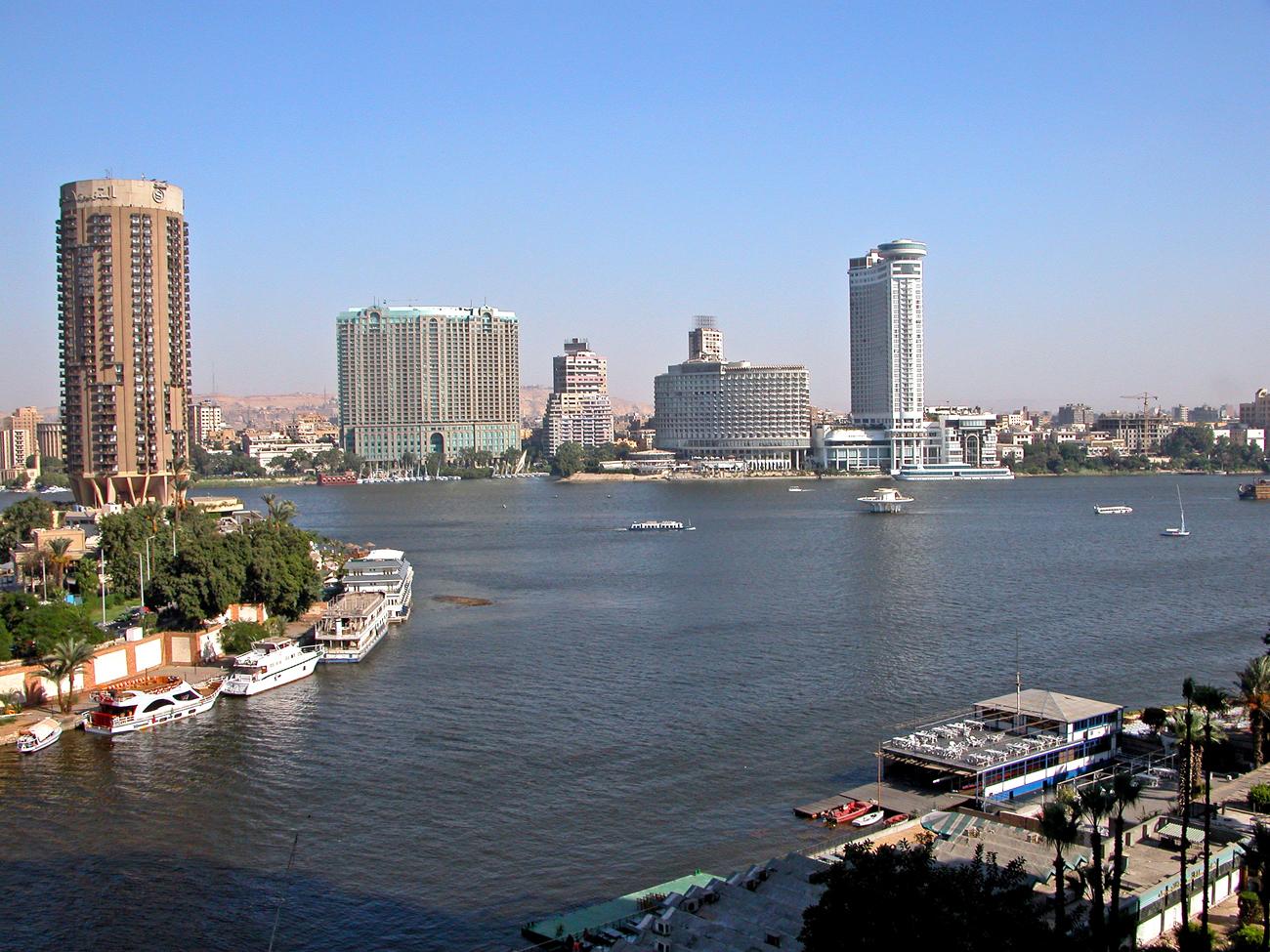 Kairo. Kuva: Wikipedia