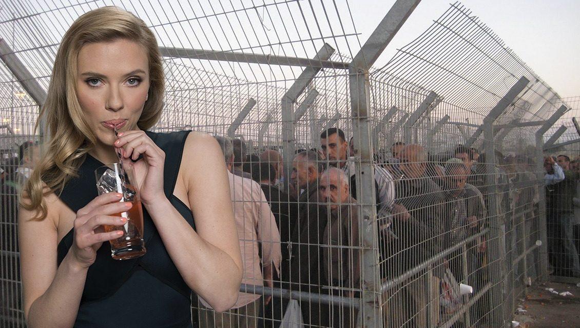 Scarlett Johansson ja olemisen sietämätön hapokkuus