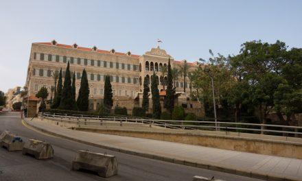 Libanonin uusi hallitus