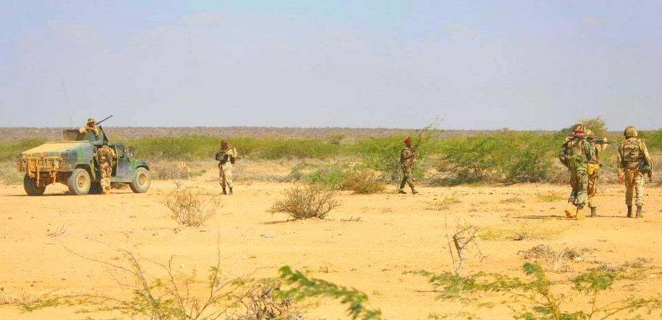 AMISOM ja Al-Shabaab – Taistelu Somaliasta