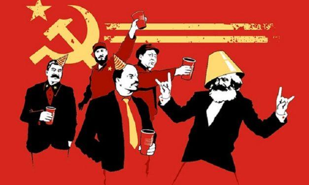 Marx ja vapun aave