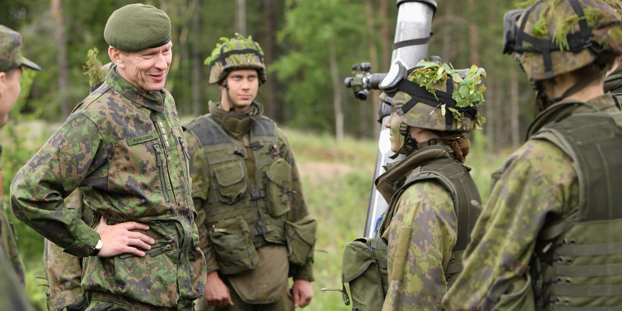 Suomen puolustuksen murros?
