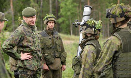 Onko Suomi uhka?