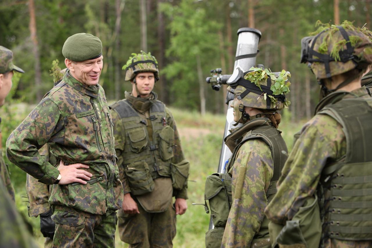 Kuva: Puolustusvoimat.