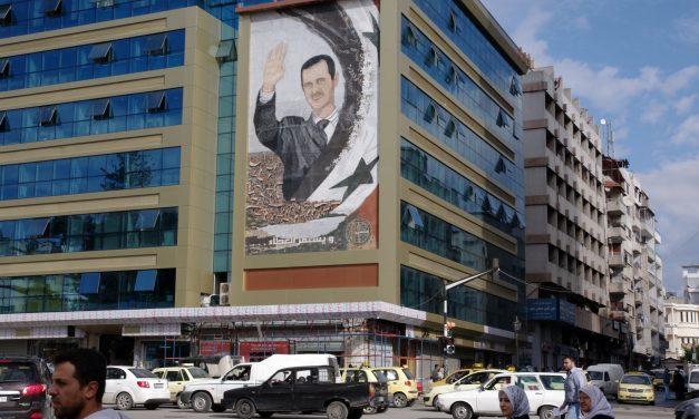 Mitä Assad haluaa?