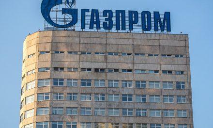 Gazprom Putinin politiikan maksumiehenä