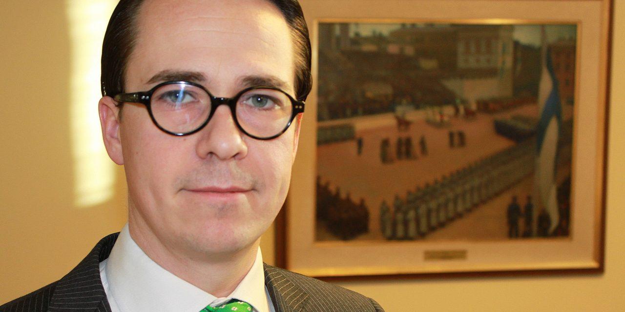 Haglund: Maailma on muuttunut, puolustusmäärärahat riittämättömiä