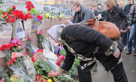 Boris Nemtsovin salamurha