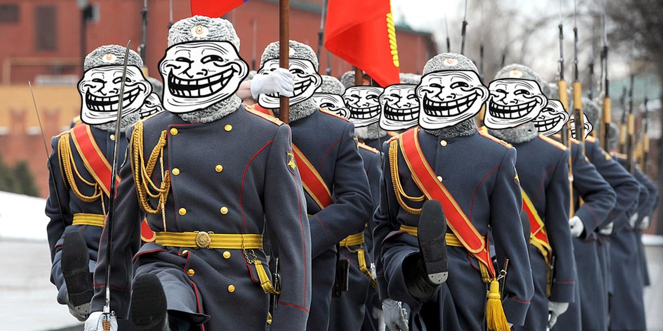 Venäjätrollit