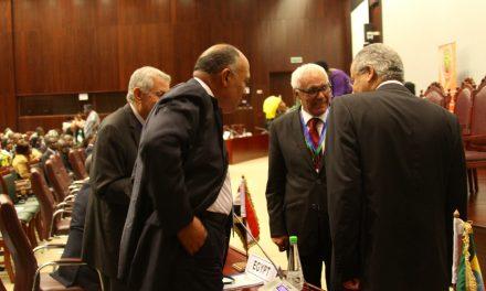 Egypti palaa Afrikkaan