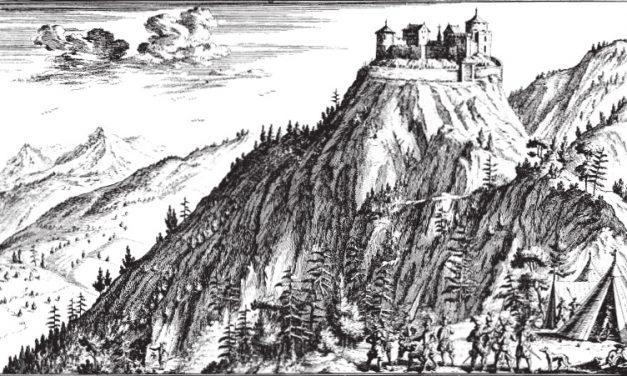 Murtuuko Euroopan linnake?